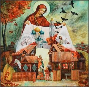 Weiterlesen: Покров Пресвятой Богородицы