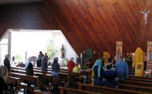 Weiterlesen: Богослужения в новом храме