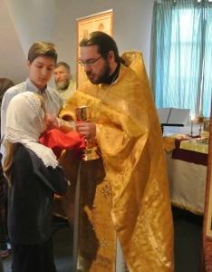 Weiterlesen: Хиротония диакона Алексия Веселова в пресвитеры